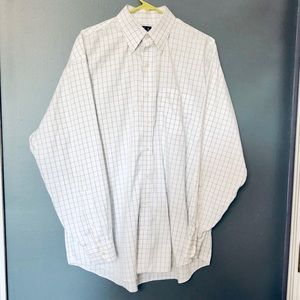 Jos. A. Banks Men's Travelers Dress Shirt NWOT